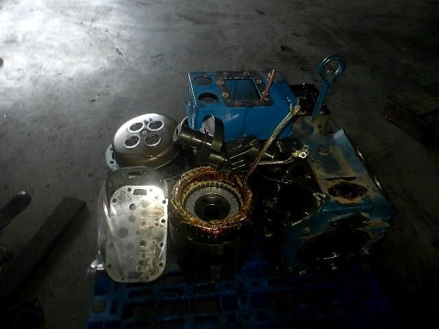 壓縮機拆解