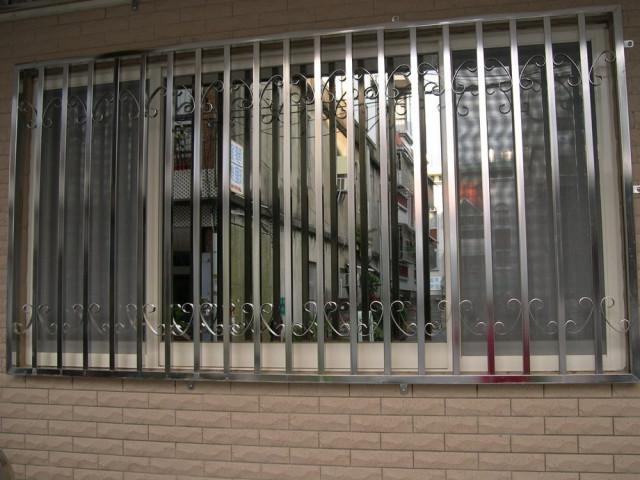 不鏽鋼防盜窗