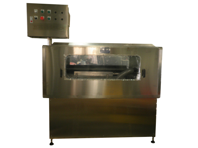 Automatic Can Cleaning And Drying Machine