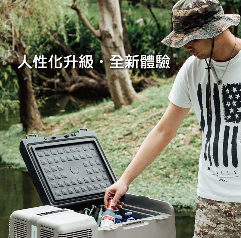 丹大戶外【ProKamping】領航家 內建鋰電池ProKamping行動冰箱62L│HKRG-EN62│2年保固